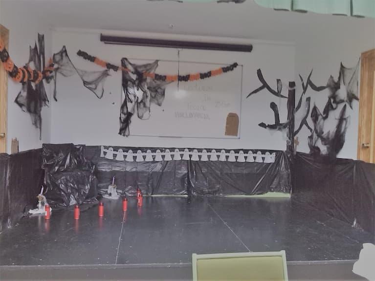 decoracion-biblioteca-halloween